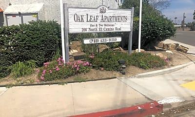Oakleaf Apartments, 1