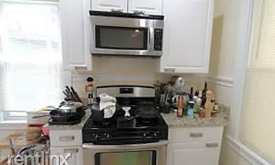 Kitchen, 33 Grove St, 1