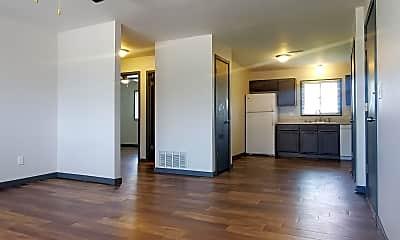 Living Room, 4861 Tama St SE, 1