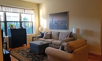 Living Room, 1753 W Berteau Ave, 0