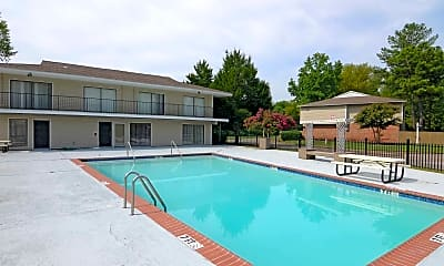 Pool, Rivergrove, 0