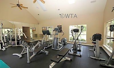 Fitness Weight Room, 10307 Morado Cove, 2