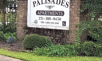 Palisades Apartments, 1