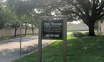 Woods of Ridgmar Apartment Homes, 1
