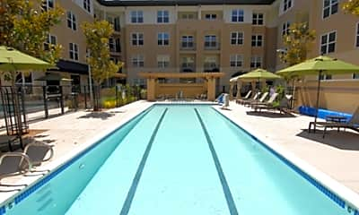 Pool, The Plaza Luxury Apartments: Foster City, 0