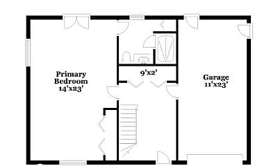 Building, 8066 Matanzas Rd, 1