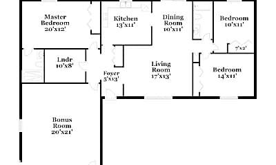Building, 301 Highland Ave, 1