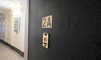 Bedroom, 136 Herkimer St, 1