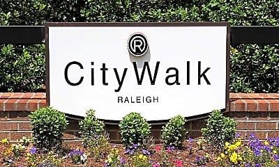 Community Signage, 6107 Beale Loop, 2