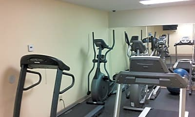 Fitness Weight Room, 2500 S. 18th St. Cloisters, 1