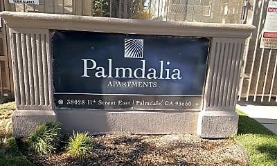 Palmdalia, 1