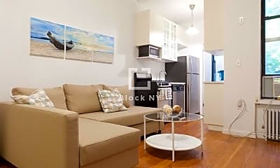 Living Room, 354 E 74th St, 0