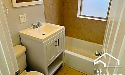 Bathroom, 7820 S Cornell Ave, 2