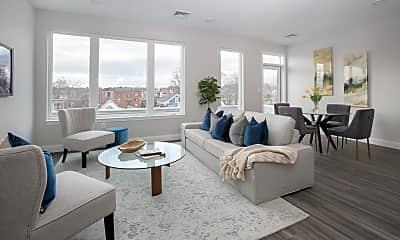 Living Room, Rise475, 1