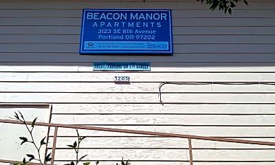 Beacon Manor, 1