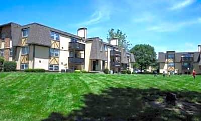 Arbor Square Apartments, 1