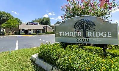 Community Signage, Timber Ridge, 0