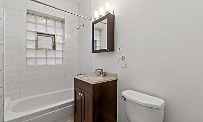 Bathroom, 5237 N Winthrop Ave 3, 2