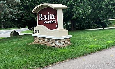 Ravine Apartments, 1