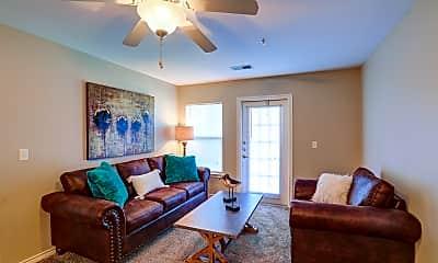 Living Room, Inwood Crossing, 1