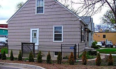 Building, 5020 Ewing Avenue, 1