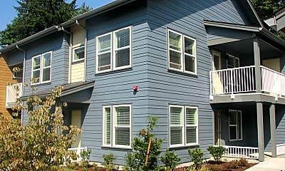 Building, Sequoia Landing, 1