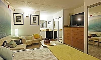 Living Room, Collegiate Village Inn, 0