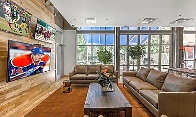 Living Room, Skyline 1801, 2