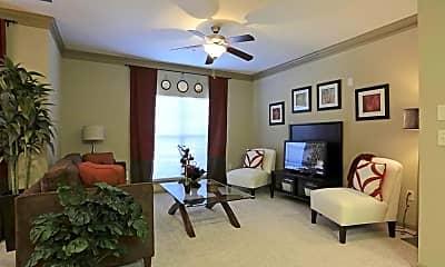 Living Room, Eagle's Brooke, 1