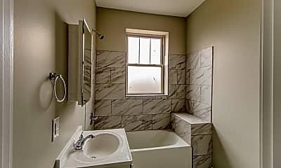 Bathroom, The Shirley, 2