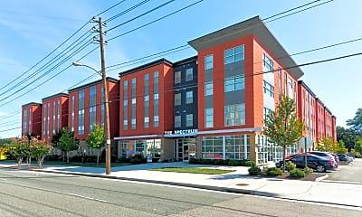 Building, The Spectrum Apartments, 0