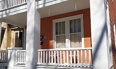 Building, 210 E Park Ave, 1