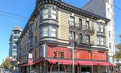 Building, 72 Gough St, 1