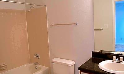Bathroom, Hamilton Square, 2