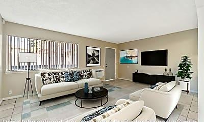 Living Room, 1340 N F St, 0
