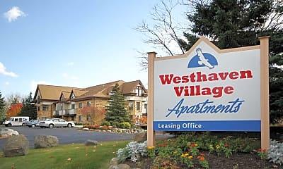 Community Signage, Westhaven Village Apartments, 2