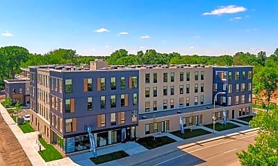 Henley Townhomes, 2