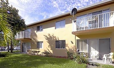 Building, Praxis Of Deerfield Beach Senior Housing, 1