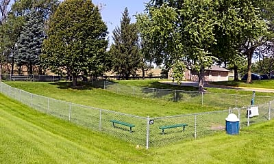Landscaping, Meadow Chase, 0