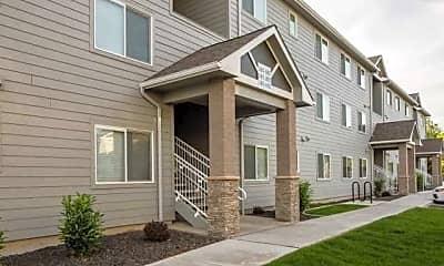 Building, Barker Ridge Apartments, 1