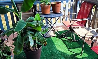 Patio / Deck, 640 W Parkside Dr, 2
