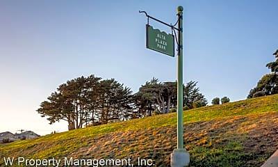 Community Signage, 2663 California St, 2