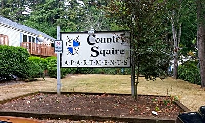 Country Squire Apartments, 1