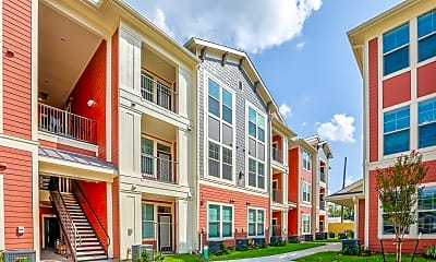 Building, Magnolia Park Apartments, 1