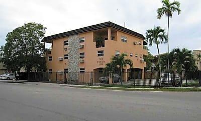 Building, 1590 NE 125th Terrace, 2
