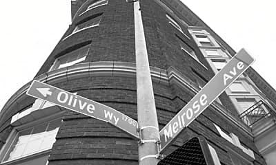 Building, 1633 Melrose Ave, 1