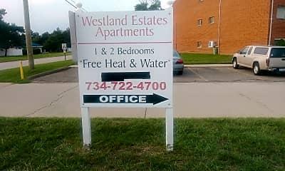 Westland Estates Apartments, 1