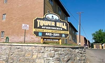 Community Signage, 24 S Ewing St, 0