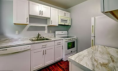 Kitchen, 3887 Rodman St NW D70, 0