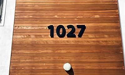 Bedroom, 1027 Cedar Ave, 2